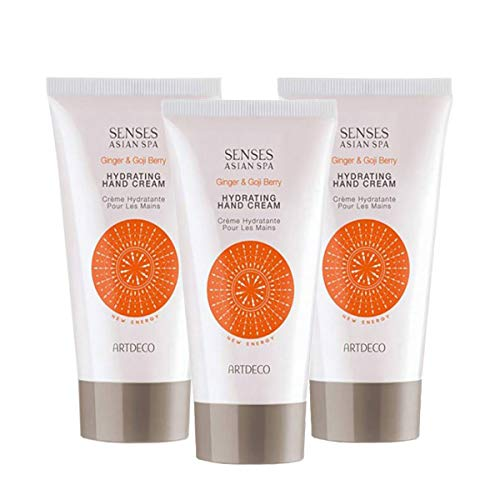 Artdeco New Energy Hydrating Hand Cream, 3er Pack(3 x 75 ml)