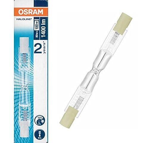 Halogenstab 64690 Haloline Pro 80 Watt 230 Volt R7S - Osram