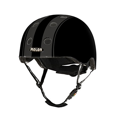 Melon Helm Decent double black XL-XXL