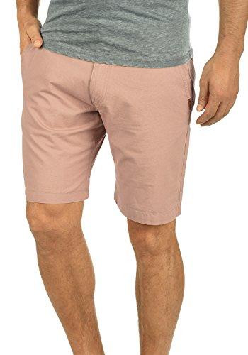 !Solid Thement Herren Chino Shorts Bermuda Kurze Hose Aus 100{64575825429c613761374251c7bdf661aa6f6f1f9419d591be34d252ba1f9b26} Baumwolle Regular Fit, Größe:S, Farbe:Mahog. Rose (4203)