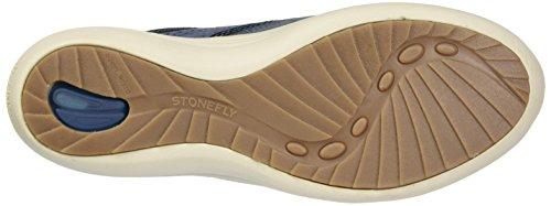Stonefly Damen Romy 13 Sneaker Blau (DENIM 124)