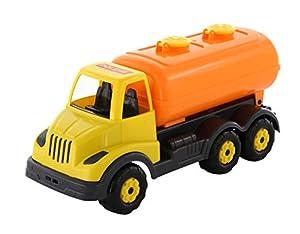 Polesie 62710 - Camión Cisterna multipista - Vehículos de Juguete