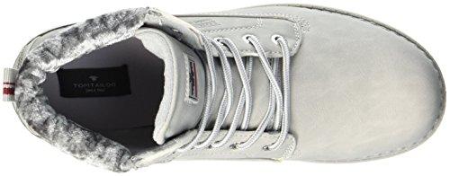 Grigio Donna 3792901 Stivali grigio Classico Tom Tailor wIFBgg