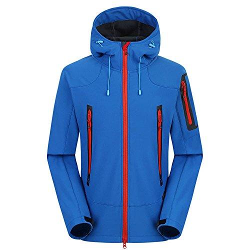Uglyfrog Bike Wear Fleece Softshell-Jacken Herren Radsport Camping & Outdoor Bekleidung Full Zip Windstopper Autumn/Winter Style