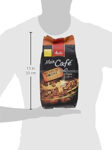 Melitta Mein Café Medium Roast, 1er Pack (1 x 1 kg) - 3