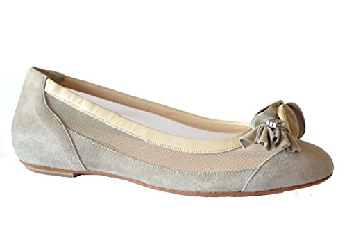 Melluso Ballerine scarpe donna corda N416 39