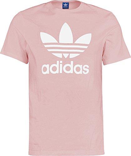 adidas Herren Orig Trefoil T Shirt, Rosa (Rosvap), XS