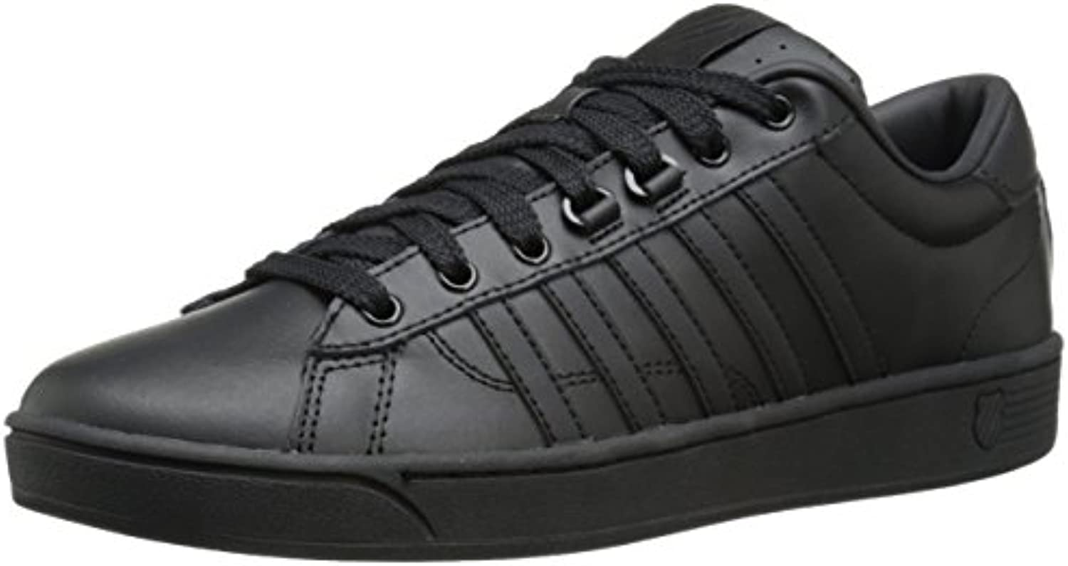 K Swiss Men's Hoke CMF Shoe  Black/Black  9 M US