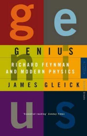 genius-richard-feynman-and-modern-physics-by-james-gleick-1994-04-02