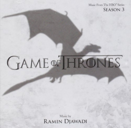 Price comparison product image Game Of Thrones Season 3 By Ramin Djawadi (2013-07-08)
