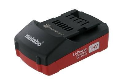 Original Metabo Werkzeugakku 6.25499.00 - 18V 1,5Ah für SSD 18 LT - AIR COOLED von Metabo