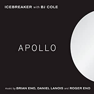 Eno/ Lanois: Apollo (Cantaloupe Music: CA21071)