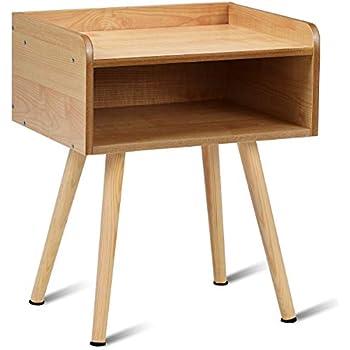 Moderne Chevet Table en d'Appoint Bois Rustique 3 Table Yongtaifeng de et ScandinavesModèle 3Rq4AjL5