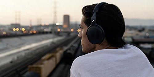 Sennheiser HD 4.50 Special Edition kabelloser Over-Ear-Kopfhörer mit Noise-Cancelling, mattschwarz - 5