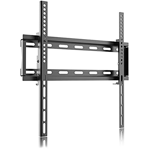 Maclean MC-652 B - Soporte fijo de pared para pantalla LCD LED TV (22-50