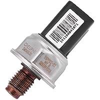 KIMISS Sensor de Alta presión del Carril del Combustible del Coche para 2.0 HDI TDCI 55PP02