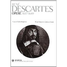 Opere 1637-1649. Testo francese e latino a fronte. Ediz. multilingue