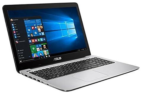 Asus Premium R558UQ-DM641T PC portable 15'' Full HD Bleu (Intel Core i5, 8 Go de RAM, Disque Dur 1 To + SSD 128 Go, Nvidia GeForce 940MX, Windows 10, Garantie 2 ans)