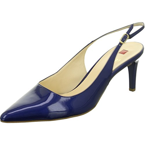 Högl Damen 3-10 6805 0800 Pumps Blue Patent