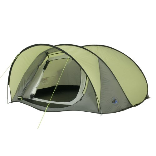 10T Campingzelt Maxi 3 Pop-Up Wurfzelt wasserdichtes 3… | 04260181764191
