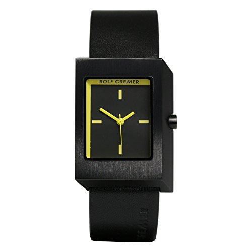 Rolf Cremer Damen-Armbanduhr Frame Analog Quarz 501608