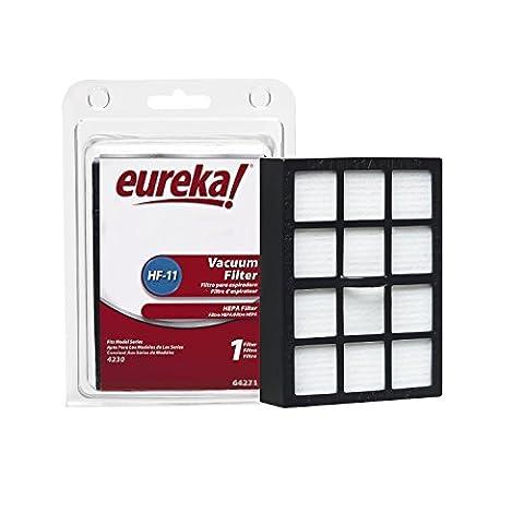 ELECTROLUX HOMECARE PRODUCTS Eureka Hf-11 HEPA Vacuum