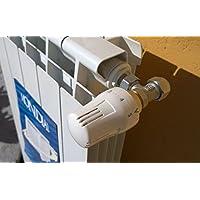 Testa termostatica x valvola detentore ARTECLIMA termovalvola testina radiatore