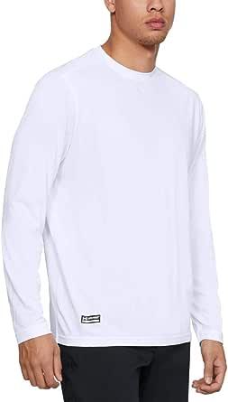 Under Armour Herren Ua Tactical Tech Langarmshirt Atmungsaktives Sportshirt Schnelltrocknendes Trainingsshirt Mit Loser Passform