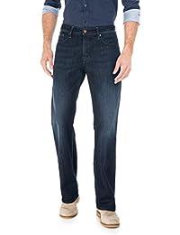 Salsa - Jeans Derby lavage foncé et jambe bootcut - Homme