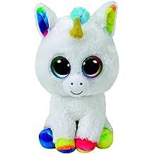 TY - Pixy: Unicornio, 15 cm, color blanco (United Labels Ibérica 36852TY)
