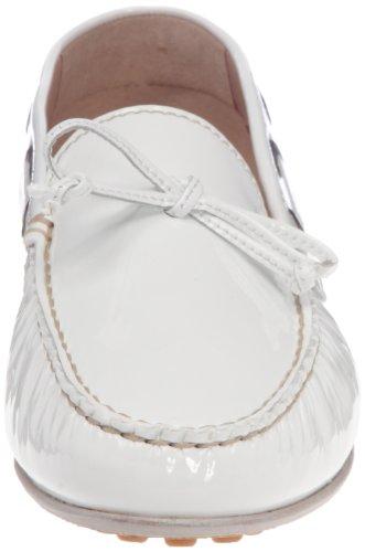 Sioux LOVINA 51981, Mocassino Donna Bianco (Blanc)
