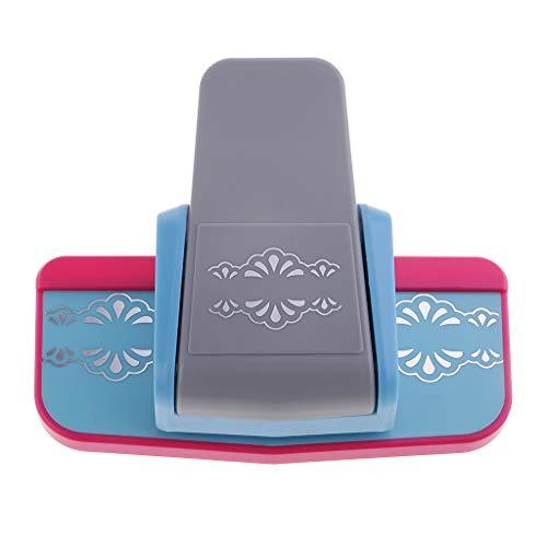 r Punch Card Machen Sammelalbum Craft Cutter - Double Side Daisy ()