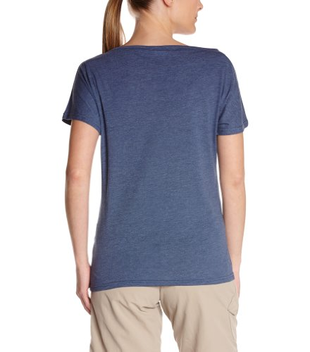 EIDER Damen T-Shirt Kuttara W night blue