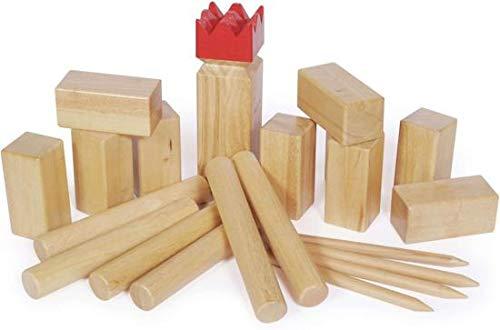 MaxxGarden-Kubb-Spiel-XL-Holzspiel-Outdoor-Spiele-Schwedenschach-Holzspiele