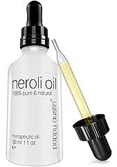 Idea Regalo - Olio di Neroli Puro al 100% Olio Essenziale di Neroli di Grado Terapeutico & Alta Qualità, Biologico & Non Diluito di Poppy Austin®, 30 ml