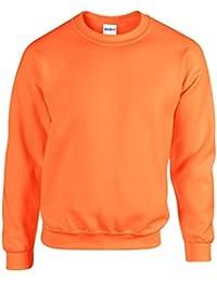 Gildan Heavy Blend Sweatshirt mit Rundhalsausschnitt