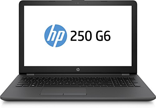 "HP 250 G6 1WY15EA Notebook Portatile, Display 15.6"", Ceneron n3060, RAM 4 GB, HDD 500 GB [Layout Italiano]"