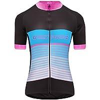 Uglyfrog #05 Vestiti Ciclismo Magliette Jersey Donna Mountain Bike Manica  Corta Camicia Top