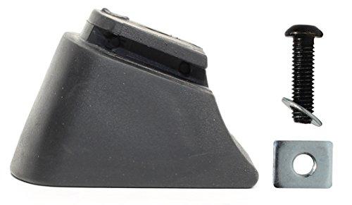 Roces Bremsstopper Kit für Modelle Jokey und Compy Schwarz, One Size