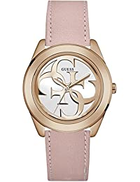 Guess G TWIST White Dial Analog Women's Watch-W0895L6