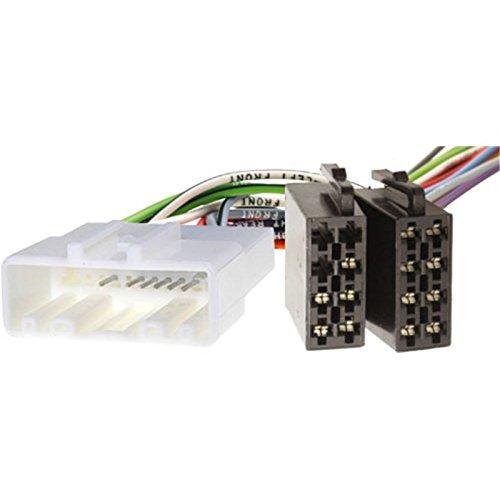 Cable adaptador Radio Conector haz ISO para Opel Vivaro–Renault Trafic 2014