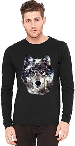 wolf-illustration-t-shirt-a-manches-longues-long-sleeve-t-shirt-100-preshrunk-jersey-cotton-large