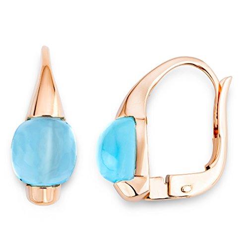 miore-ladies-9-ct-rose-gold-blue-topaz-half-bezel-earrings
