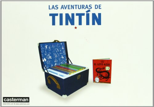 Las aventuras de Tintín - Edición del centenario (Tintín, Centenario) (INFANTIL Y JUVENIL) por Hergé