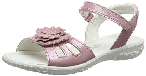 Ricosta Gundi, Sandales  Bout ouvert fille Pink (marsala)