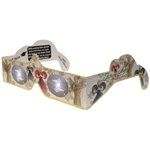 Angel Holiday Specs 3-D Glasses by APO