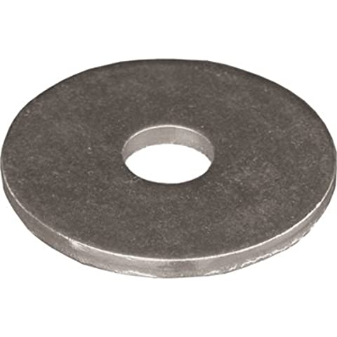 RONDELLA PIANA FASCIA LARGA 3VOLTE DIAMETRO mm.5,3x15x1 - 2000Pz