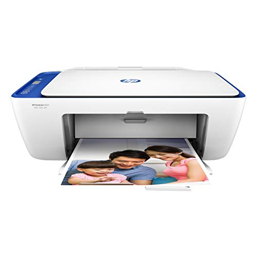 HP DeskJet 2621 All-in-One Wireless Colour Inkjet Printer (White)