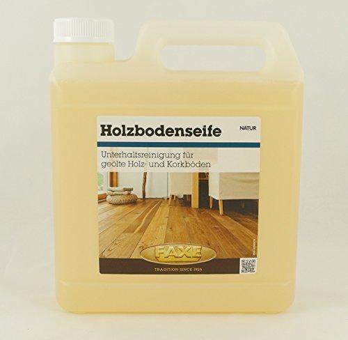Faxe Holzbodenseife 2,5L natur Fußboden Reiniger Holzboden Holz Kork -