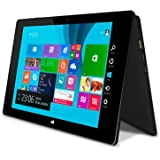 "GT10W3 Tablet 3Go, RAM 2GB 10"" W10 IPS 1280x800 32GB"", color negro"